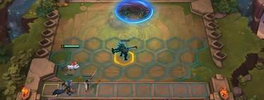 Tácticas Maestras es el nuevo modo de League of Legends y está inspirado en AutoChess