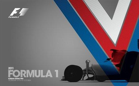 GP de Corea F1 2011: horarios