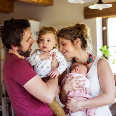 Ocho testimonios de madres que tuvieron hijos seguidos y con poca diferencia de edad