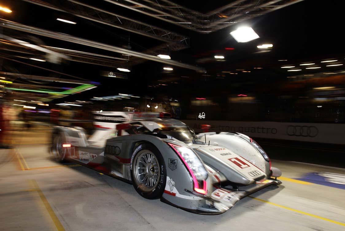 24 Horas De Le Mans 2012 Homenaje Audi 1 128