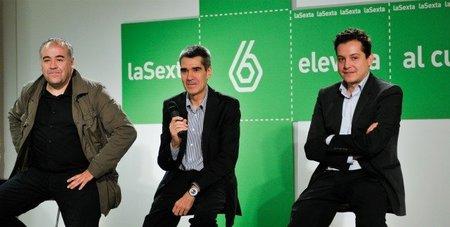 laSexta apuesta por la continuidad en su nueva temporada tras la fusión con Antena 3
