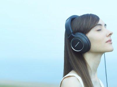 Panasonic renueva su gama de auriculares HiFi con dos interesantes modelos de diadema