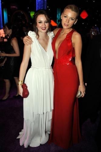 Blake Lively y Leighton Meester, estilo Gossip Girl: sus mejores looks de 2009