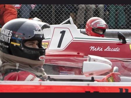 'Rush': la rivalidad de Niki Lauda y James Hunt llevada al cine