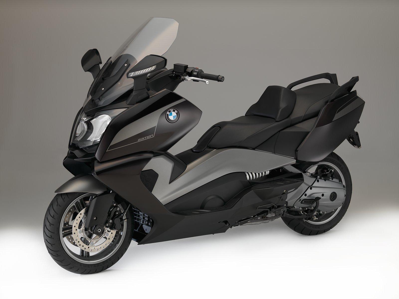 Foto de BMW C 600 Sport Special Edition y BMW C 650 GT Special Edition (4/5)