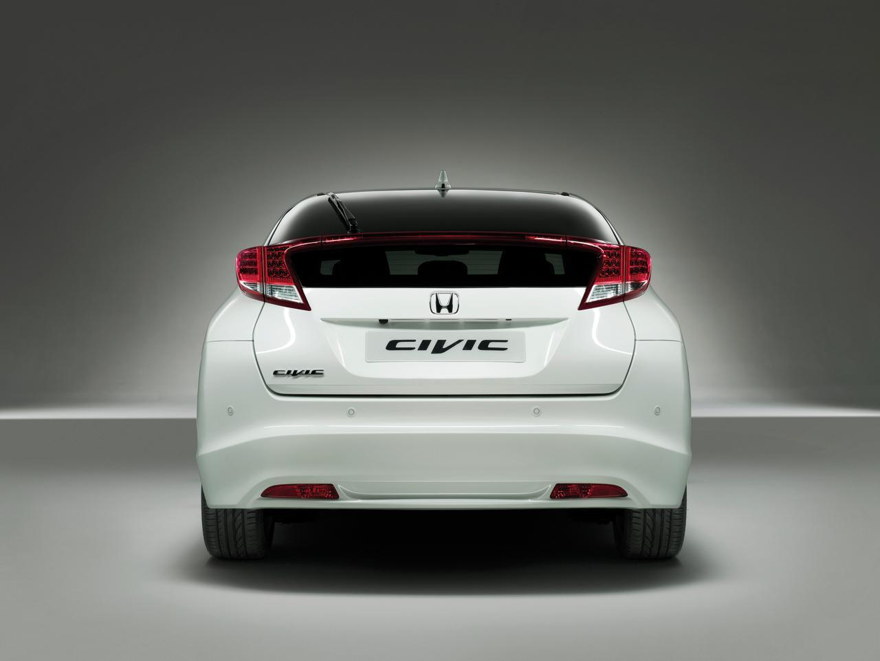 Foto de Honda Civic 2012 (11/153)