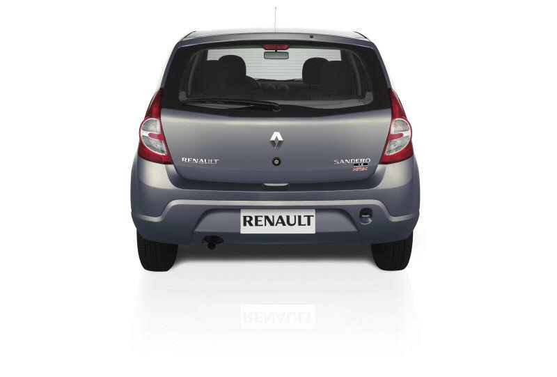 Foto de Renault Dacia Sandero (6/11)