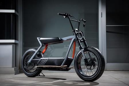 Harley Davidson Concept2