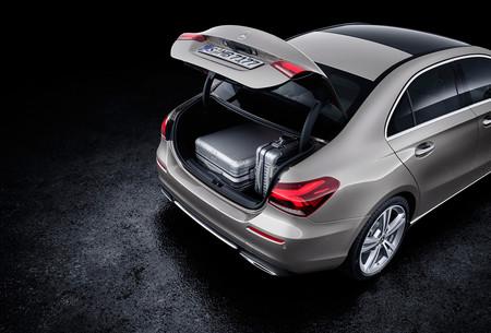 Mercedes-Benz Clase A Sedan 2018, precios