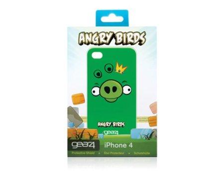 Angry Birds exprime su momento de gloria, fundas para el iPhone 4