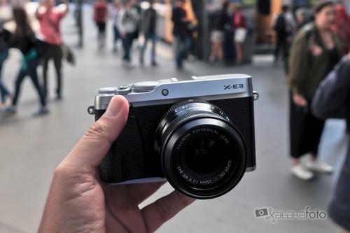 Fujifilm X-E3, Olympus OM-D E-M10 MII, Panasonic Lumix GX800 y más cámaras, objetivos y accesorios en oferta: Llega Cazando Gangas