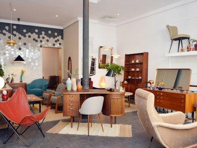 La Recova, la tienda de referencia para encontrar mobiliario vintage abre nueva tienda en Chueca, Madrid