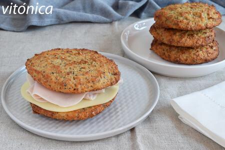 Siete recetas de panes bajos en hidratos, ideales para perder peso