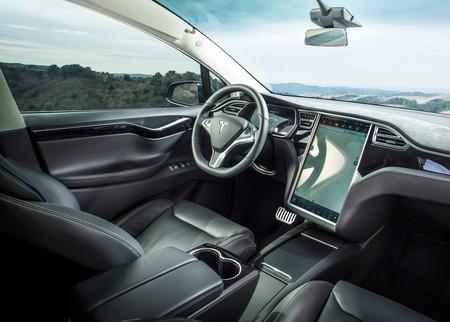 Tesla Model X 2017 1600 1b