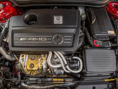 Mercedes-AMG ya piensa en turbos eléctricos para sus modelos más pequeños