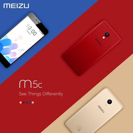 Oferta Flash: Meizu M5c, en versión internacional, por sólo 79 euros y envío gratis