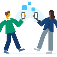 """Google Play Store renovará la sección """"Mis aplicaciones"""" y permitirá enviar aplicaciones con 'Nearby Share'"""