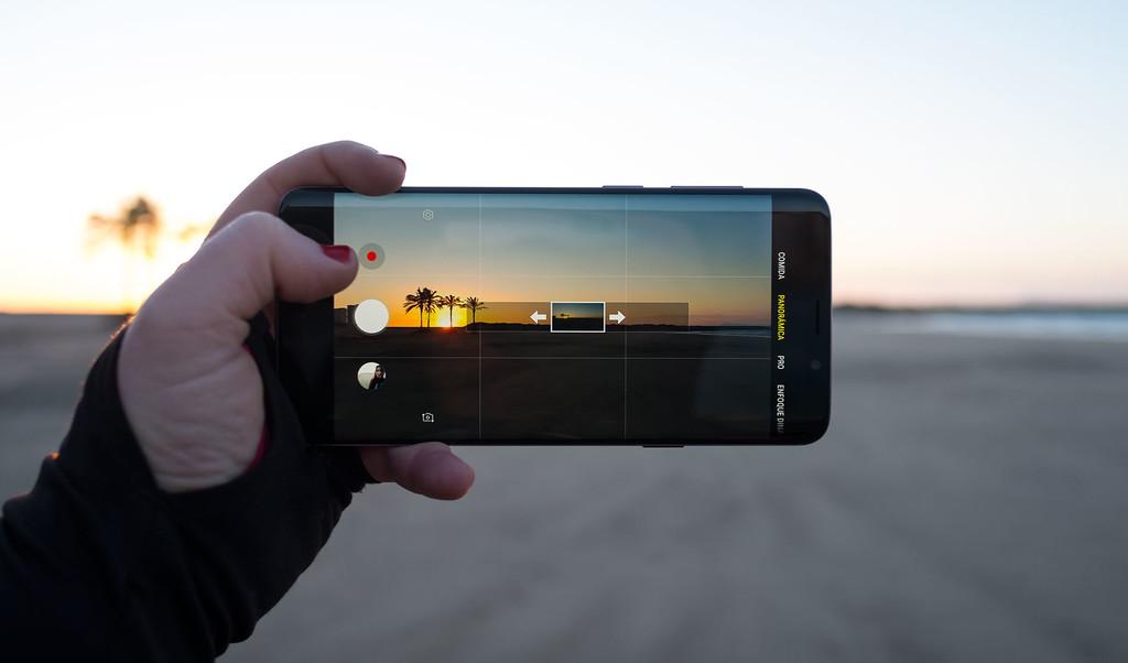Samsung Galaxy™ S9+: cámara