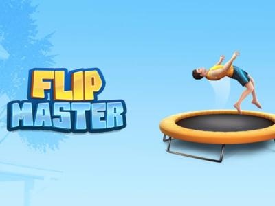 FlipMaster, así es el adictivo juego de saltos que triunfa en la Play Store