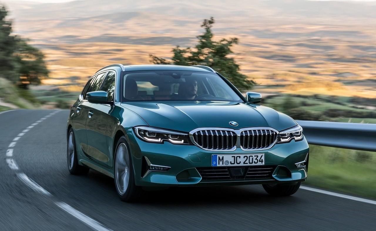 Foto de BMW Serie 3 Touring 2020 (17/28)