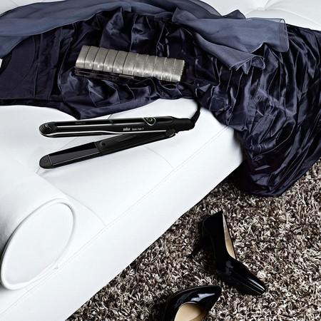 La plancha para el pelo Braun Satin Hair 7 está en Amazon por 51,70 euros y envío gratis a tiempo para Reyes