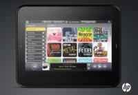 HP podría buscar un universo online de contenidos para su TouchPad