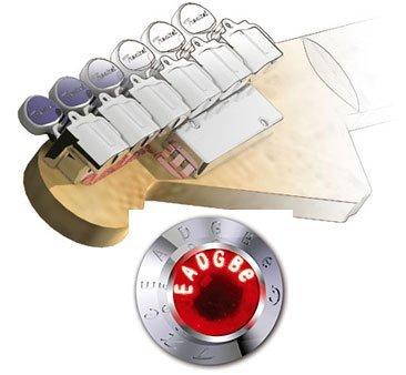 Tronical Powertune, afinador automático para guitarras