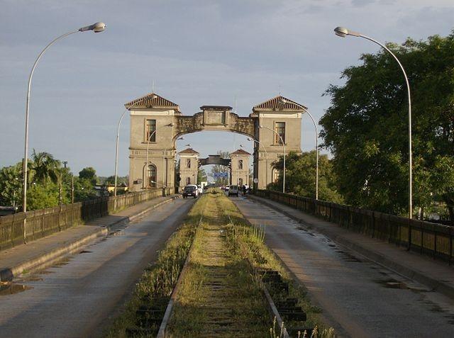 Frontera Brasil y Uruguay