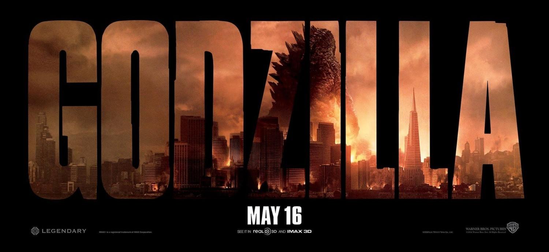 Foto de Carteles de la película 'Godzilla' (8/18)
