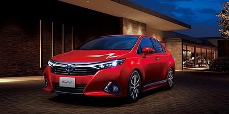 El nuevo Toyota Sai aparece en Japón