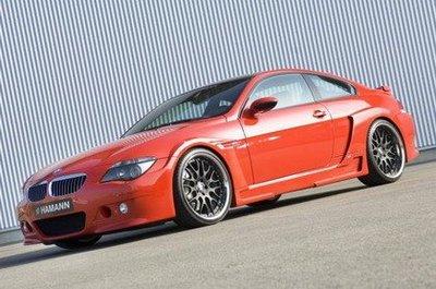 ¡Vuelve Hamann! BMW M6 body kit
