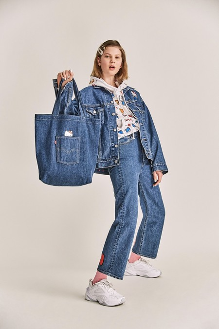 Levis Hello Kitty 01