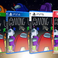 Among Us presenta sus ediciones físicas para PlayStation, Xbox y Nintendo Switch: da igual la plataforma, habrá que echar al impostor en todas