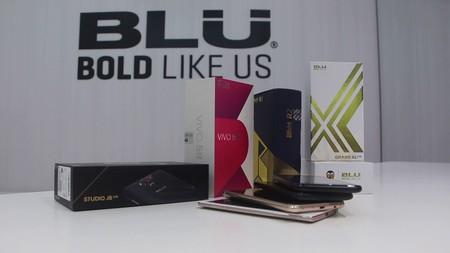 BLU intentará replicar su éxito en el mercado de teléfonos libres en EEUU en España: estas son sus armas