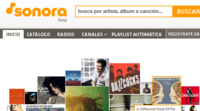 Lanzada la beta de Sonora, el servicio de música en streaming de Terra/Telefonica