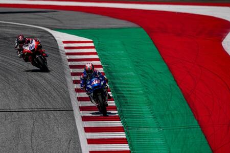 Rins Austria Motogp 2021