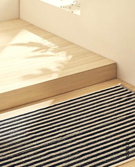 zara home alfombra