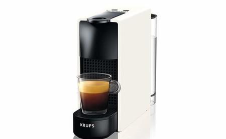 La mejor cafetera según los comentaristas de Amazon: Krups Essenza