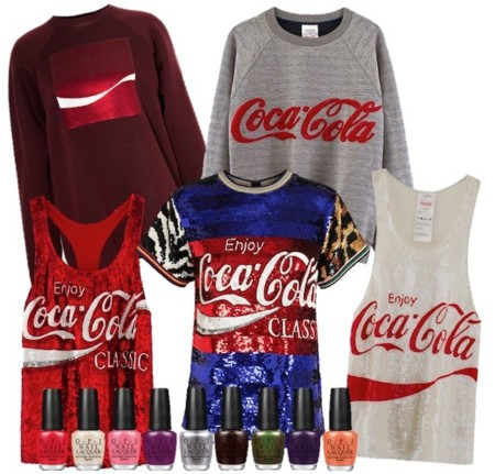 shopping coca cola