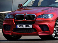 Recreación del BMW X6 M