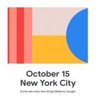 Es oficial: los Pixel 4 y Pixel 4 XL se presentarán el 15 de octubre en Nueva York, aunque ya sabemos casi todo de ellos