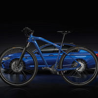 BMW M Bike Limited Carbon Edition, el complemento perfecto de tu M5