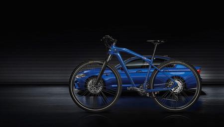 BMW M Bike Limited Carbon Edition, el complemento perfecto de tu M5