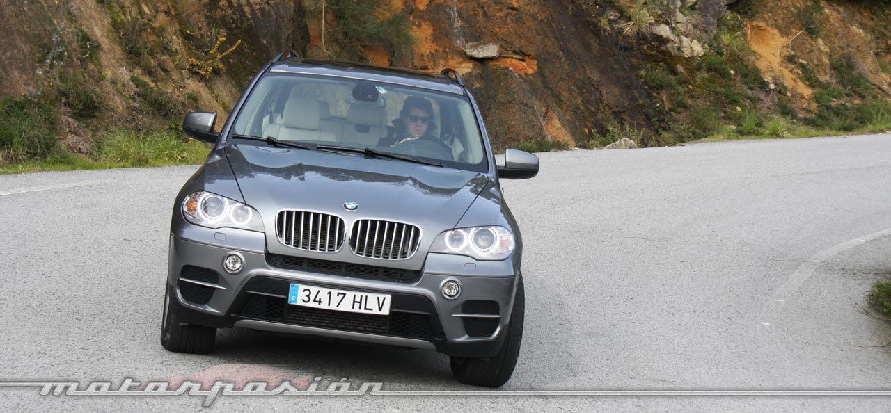 Foto de BMW X5 4.0d xDrive (prueba) (46/48)