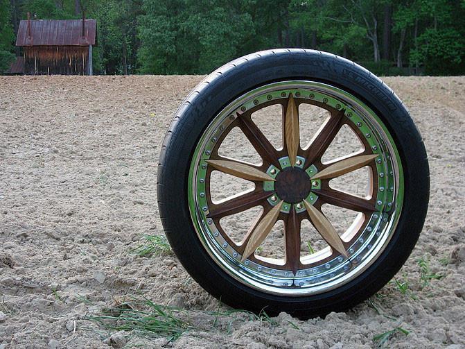 Foto de Splinter, el coche de madera (1/11)