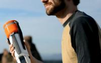 Sprite es un dron diferente: presume de resistencia y cabe en la mochila