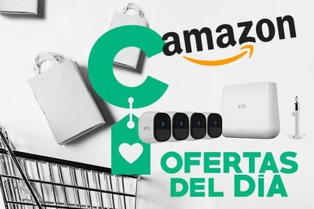 Las ofertas de primavera de Amazon nos ofrecen hoy ahorro en la gama Arlo Pro 2 de videovigilancia