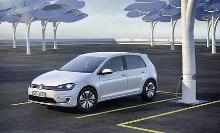 Auto Show de Los Ángeles 2013: Volkswagen e-Golf