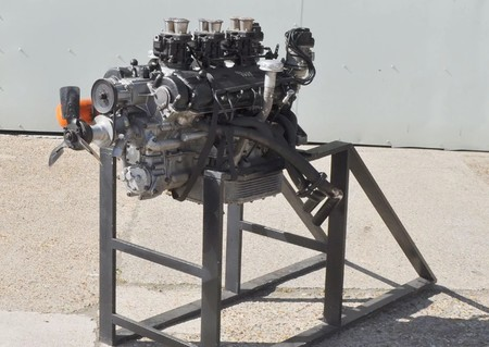 Se subasta lote de piezas para armar tu propio Ferrari 250 GTO