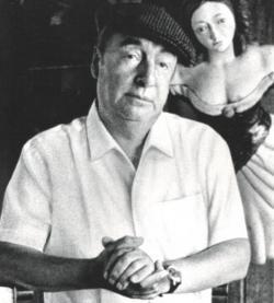 Triunfa en la Red un falso poema de Pablo Neruda